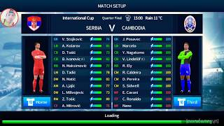 Dream League Soccer 2018 Android Gameplay,Game Dream League Soccer #223