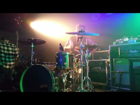 "Stars In Stereo ""Drum Solo"" Colorado Springs 11-3-14"