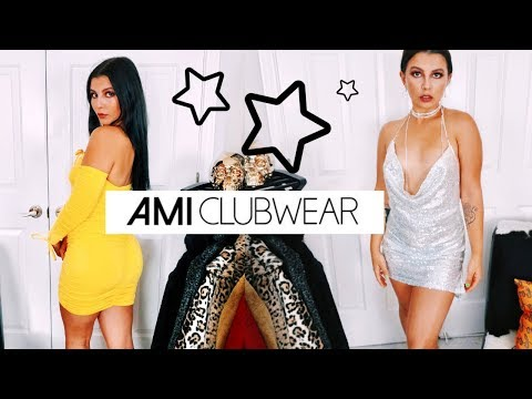 AMIClubwear TRY ON HAUL – CHEAP PARTY / HOLIDAY DRESSES