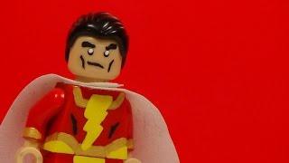 Lego DC: Shazam: Custom Minifigure Showcase