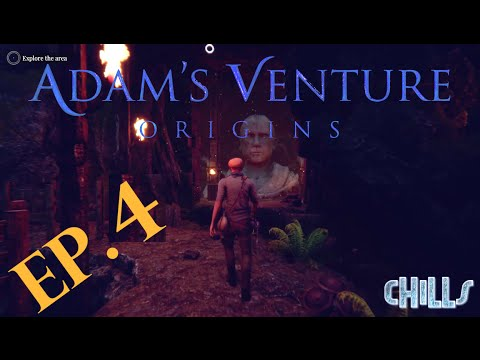 Adam's Venture Origins Ep 4 Into the Church! Secret Areas! PC Gameplay Early Access