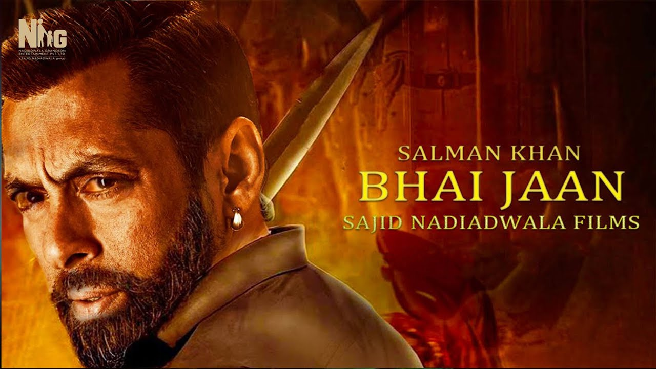 Bhaijaan Official Announcement Salman Khan   Pooja Hegde   Aayush Sharma   Bhaijaan Movie Trailer