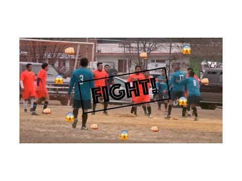 (Fight!!!) Sunday League Ep. 3 Marte vs Honduras pt. 1