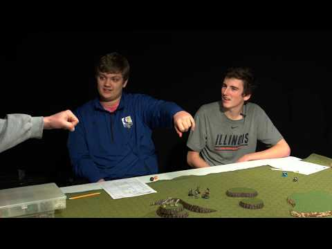 D&D with High School Students S01E02 - DnD, Dungeons & Dragons