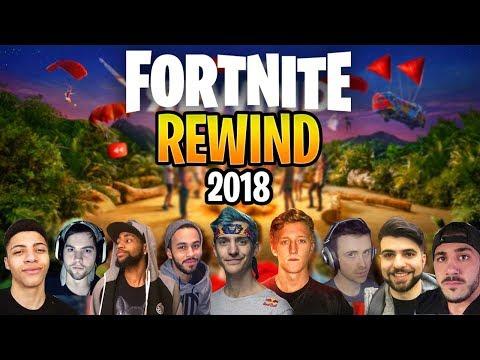 Fortnite Rewind 2018 #Fortnite #YouTubeRewind