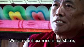 Analytical and Concentration Meditation - Geshe Wangchen
