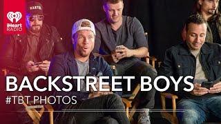Backstreet Boys On Those All White Outfits + More!   2018 Wango Tango