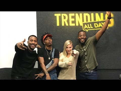 T.A.D RADIO EPISODE 4 (FEAT.YUNG POPPPY AND ROME FROM DORM ENTERTAINMENT) // Trending All Day