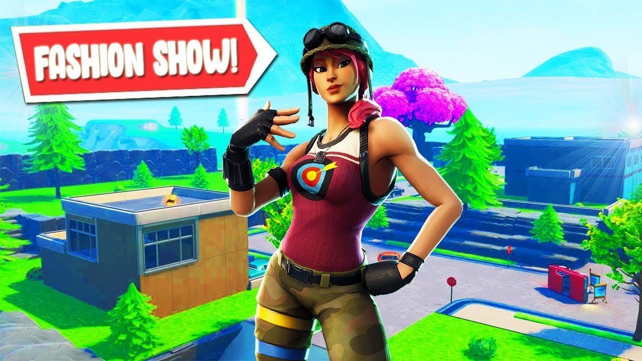 🔴 Fortnite Fashion Show LIVE! Skin Competition Best DRIP WINS MINTY CODE!  AND GETS SHOUTOUT