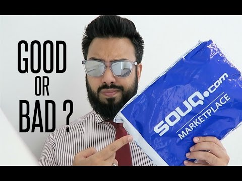 BUYING FROM SOUQ COM - Good or Bad ??? - YouTube