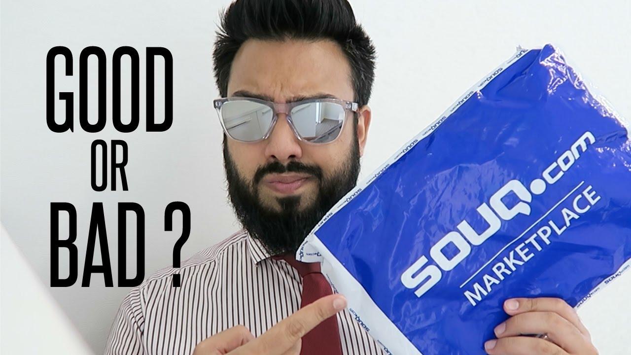 BUYING FROM SOUQ COM - Good or Bad ???