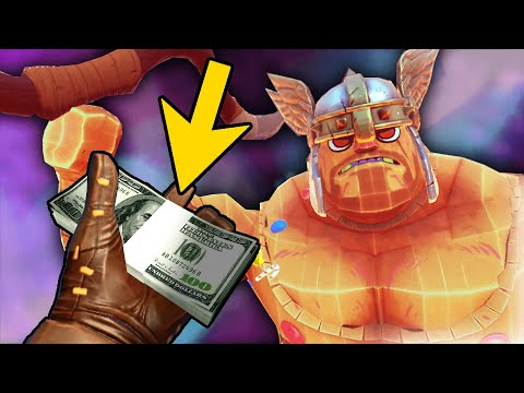 IF YOU SURVIVE - YOU WIN $50,000 DOLLARS (Impossible!?) | Gorn VR Funny HTC Vive Gameplay