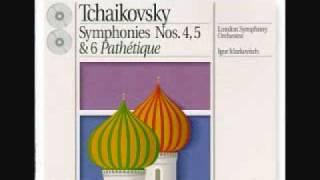 マルケヴィチ指揮ロンドン交響楽団 チャイコフスキー交響曲第5番第4楽章.