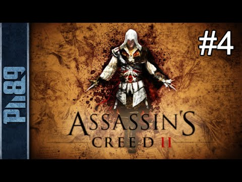 Assassin's Creed 2 Walkthrough Part #4 - S04: The Pazzi Conspiracy - S05: Loose Ends (PC HD)