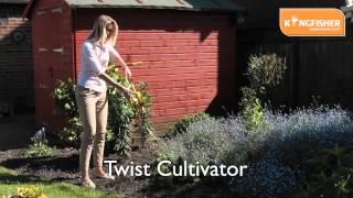 Kingfisher Twist Cultivator