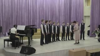 Вокальный ансамбль мальчиков «Пеллерво»