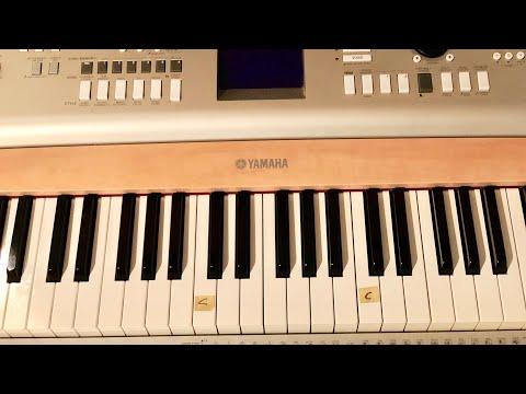 Old Rugged Cross   3 Chord Easy Piano Lesson   Matt McCoy
