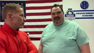 "Not So ""Big George Weekly Waistline Check-In"