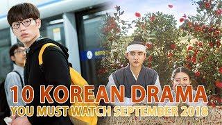 10 Korean Drama You must watch in September 2018