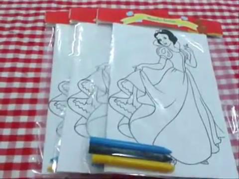 Anivers rio tema braca de neve livro para colorir - Papel de pared para pintar ...