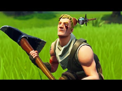 10 Minutes of DEFAULT SKINS Getting BULLIED... (Fortnite Battle Royale)