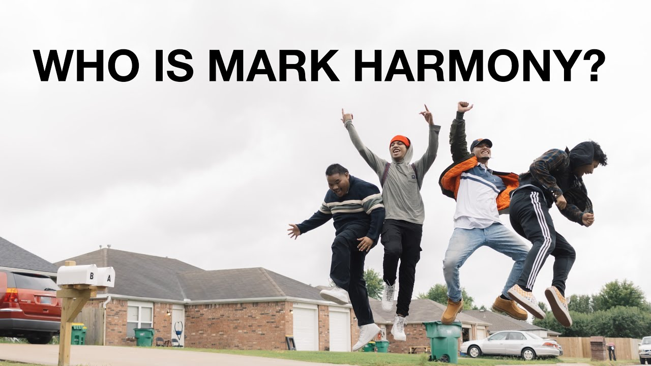 Who is Mark Harmony? | My RODE Reel 2020