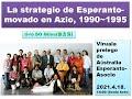 La strategio de Esperanto movado en Azio(2), 1989~1995 (D-ro SO Gilsu, honora membro de UEA)