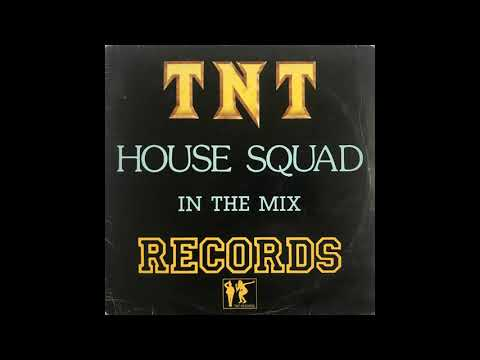 Dj Cuca   House Squad   In The Mix Maxi Single 1990 Five Minutes Of Mix