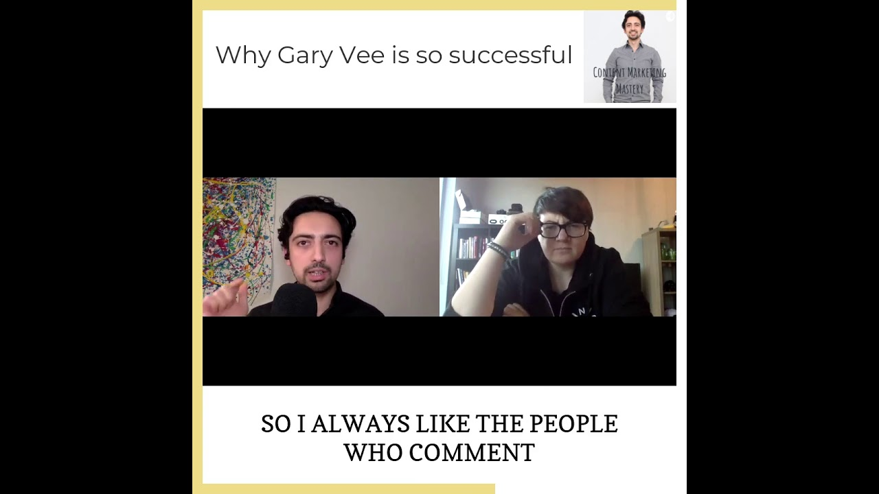 Why Gary Vee is so successful!