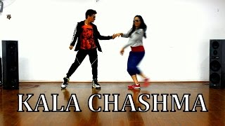 Kala Chashma | Dance Video | Baar Baar Dekho | Choreography by Shetty | Dance Mania