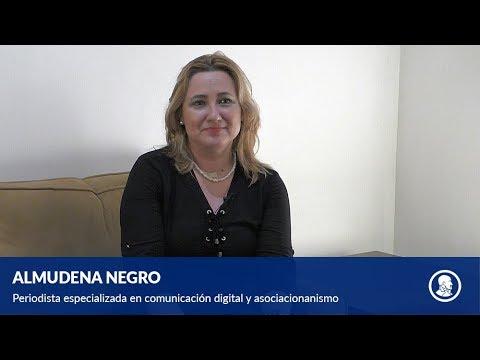 Entrevista a Almudena Negro - Free Market Road Show Madrid 2018