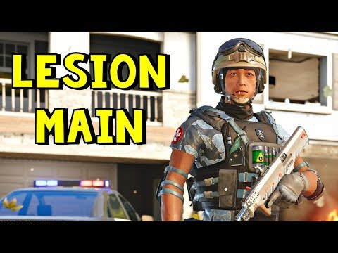 Lesion Main | Rainbow Six Siege
