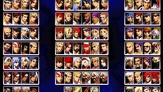 the king of fighters 10th anniversary mugen gameplay + link download