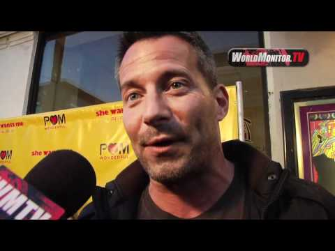 Johnny Messner of