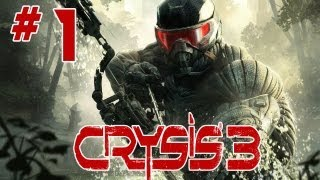 Let´s Play Crysis 3 Part 1 [Deutsch/HD/BLIND] - Zwei alte Freunde