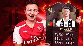 FIFA 18: RONALDO JUVENTUS !!!