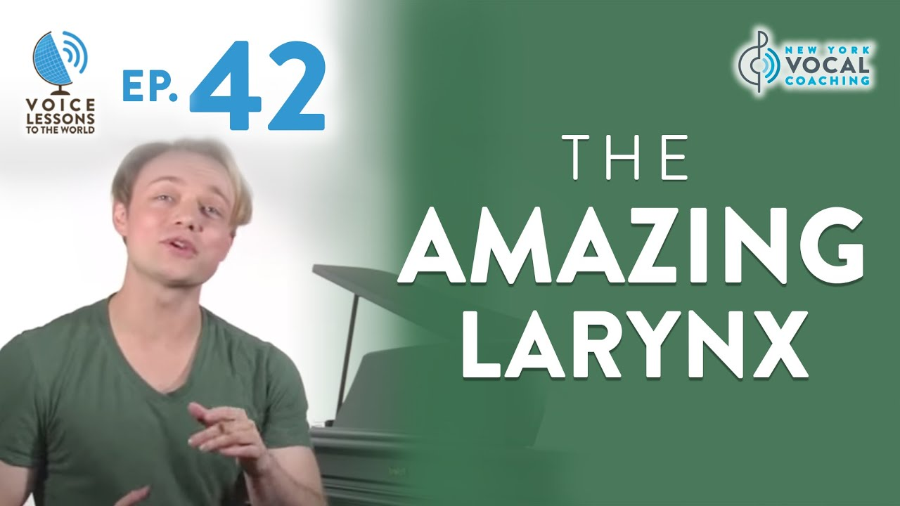 "Ep. 42 ""The Amazing Larynx"""