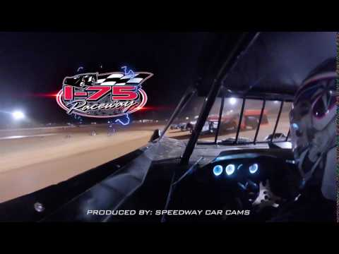 I-75 Raceway - Promo Intro for Dirt Track Racing - Speedway Car Cams