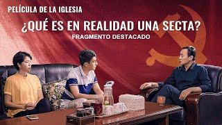 """Película evangélica """"Reeducación roja en casa"""" Escena 1 -  ¿Qué es en realidad una secta?"""