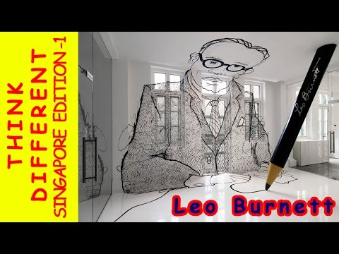 Leo Burnett at Singapore by SCA design (Singapore Edition-1)