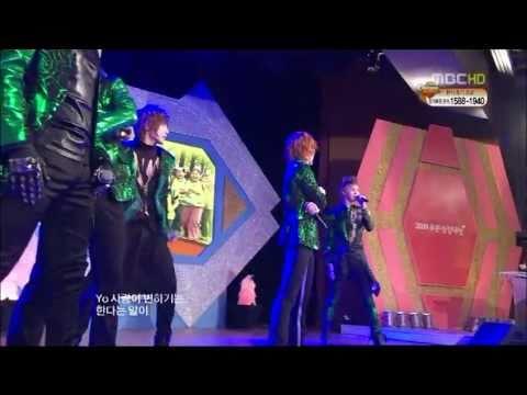 MBLAQ - Oh Yeah (Remix)
