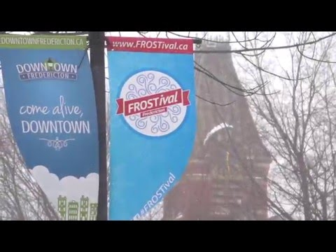 Fredericton FROSTival, Atlantic Canada's Largest Winter Celebration