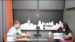 The Fountainhead Network Presents PoCommunity Episode 47: Julia Clissold from Fitness With Julia