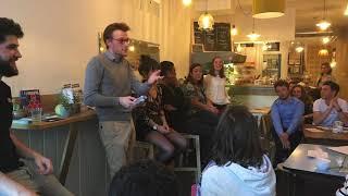 """Café-débat """"Euthanasie : le droit pénal doit-il aider la mort ?"""""""