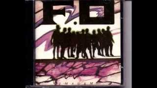 Banda F O CD Imagem