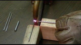 Spot Welding Stainless Steel / Flat Stock & Wire