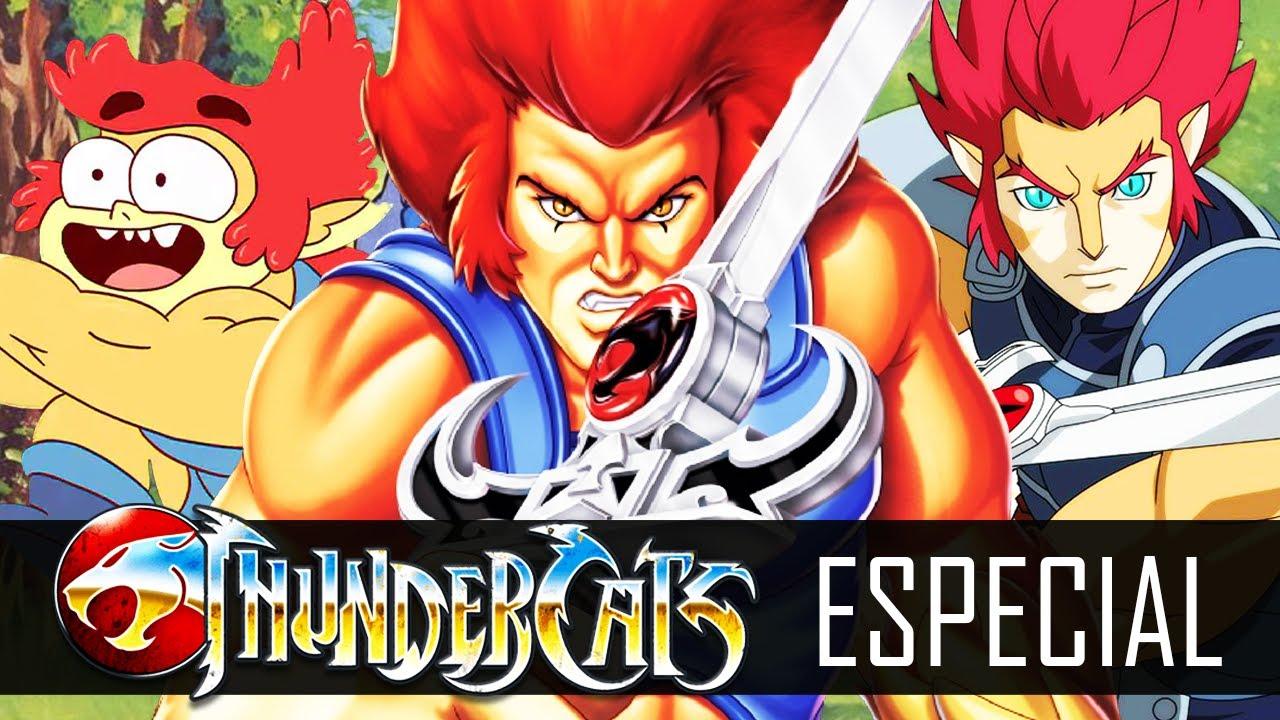 Especial Thundercats : História, Criador, HQs, Desenhos, Games, Curiosidades e mais!