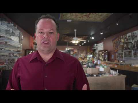 Carl Knows : Gold Ore Store | Should I invest in stocks or precious metals?