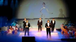 """Adoro stellt sich vor & """"Nessaja"""" Live Porsche Arena Stuttgart 05.03.2011 (2)"""