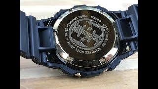 Gshock dw-5035d 35th anniversary square